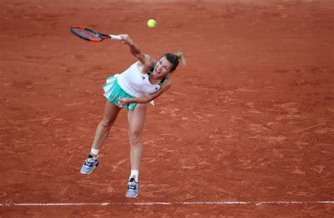 Romanian star Simona Halep reaches Roland Garros final for the third time   Romania Insider