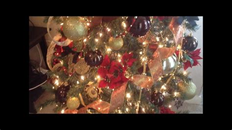 decorate  christmas tree   budget youtube