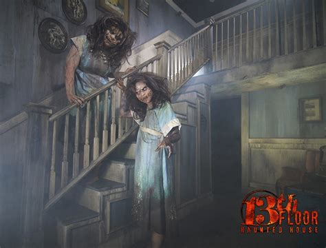 13 Floors Haunted House Denver by Photo Gallery