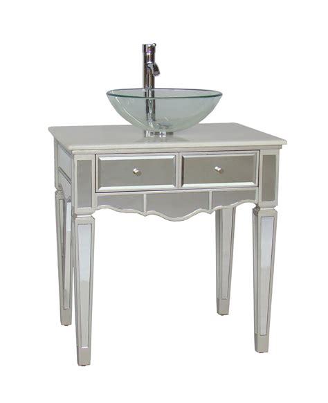 30 inch bathroom sink adelina 30 inch mirrored vessel sink bathroom vanity