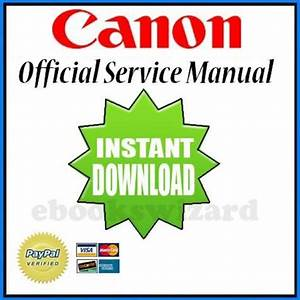Canon Eos 350d    Kiss Digital N    Rebel Xt Service  U0026 Repair Manual