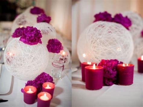easy diy wedding decorations low budget