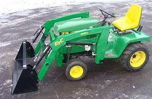 John Deere 330 Garden Tractor