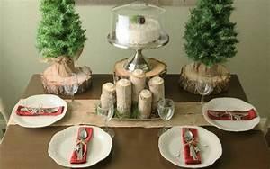 Tischdeko Weihnachten Selber Machen : winter tischdeko selber machen naturmaterialien und ~ Watch28wear.com Haus und Dekorationen