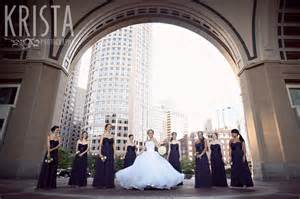 wedding arch london boston harbor hotel wedding and odyssey reception photos