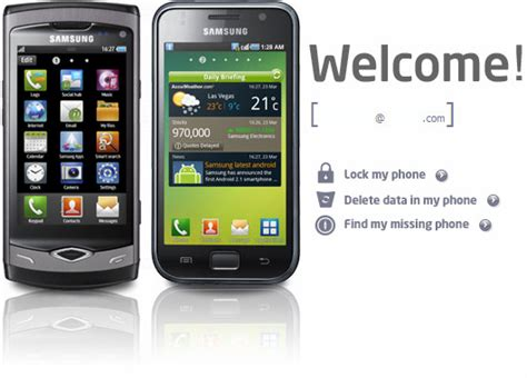 Samsung Dive Samsung Mobile Tracker Galaxy S E Wave Debaixo De Olho