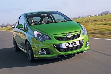 vauxhall corsa vxr nurburgring edition  drives