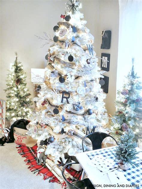 christmas tree decorating ideas bloggers  ideas