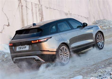 Novo Range Rover Velar Linha Expandida De Land Rover 2019