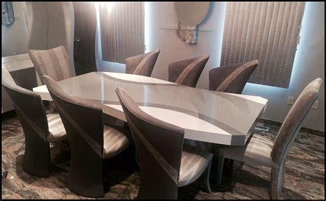 custom contemporary  modern dining rooms including