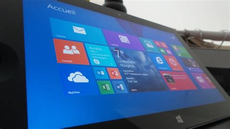 t駘馗harger skype bureau windows 8 test de la surface 2 de microsoft une tablette avec un