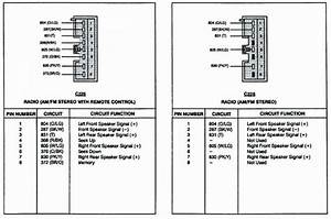 91 Ford Ranger Stereo Wiring Diagram Free Download