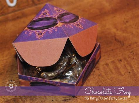 Chocolate Frog Boxes Yamsixteen