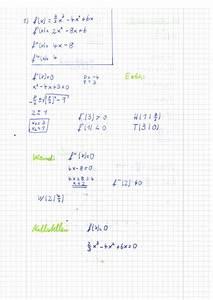 Wendepunkt Online Berechnen : extremstellen wendepunkt nullstellen wendetangente f r f x 2 3x 4x 6x mathelounge ~ Themetempest.com Abrechnung