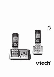 Vtech Dect 6 0 Cordless Phone User Manual