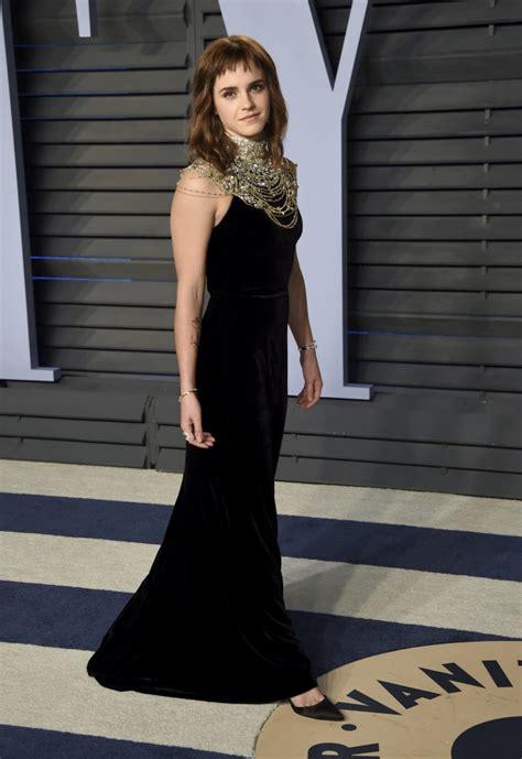 Emma Watson Oscar Night Political Stunt Goes