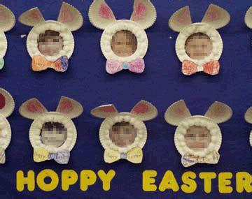 easter teaching theme activities at giraffes 892 | bunnyfacebb