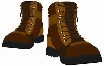 Boots Clipart Brown Male Clip Boot Transparent