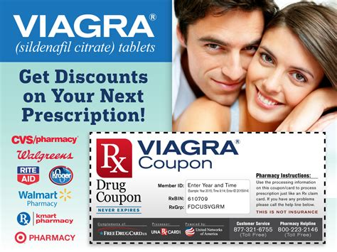 erectile dysfunction prescription coupons with pharmacy