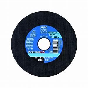 Disque A Tronconner : disques tron onner inox ligne sp ciale sgp qualit ~ Dallasstarsshop.com Idées de Décoration
