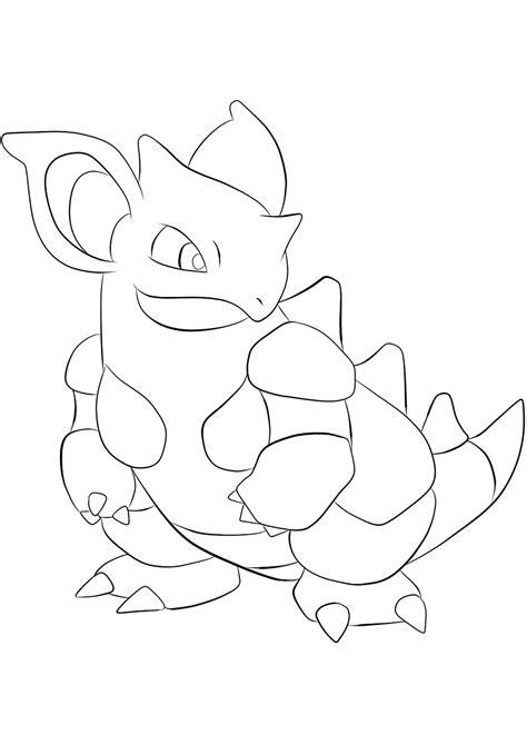 nidoqueen  pokemon generation   pokemon coloring pages kids coloring pages