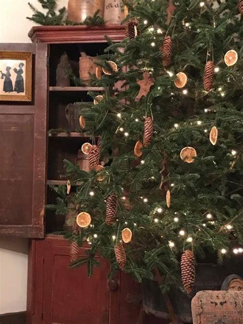 28 best primitive christmas tree lights primitive
