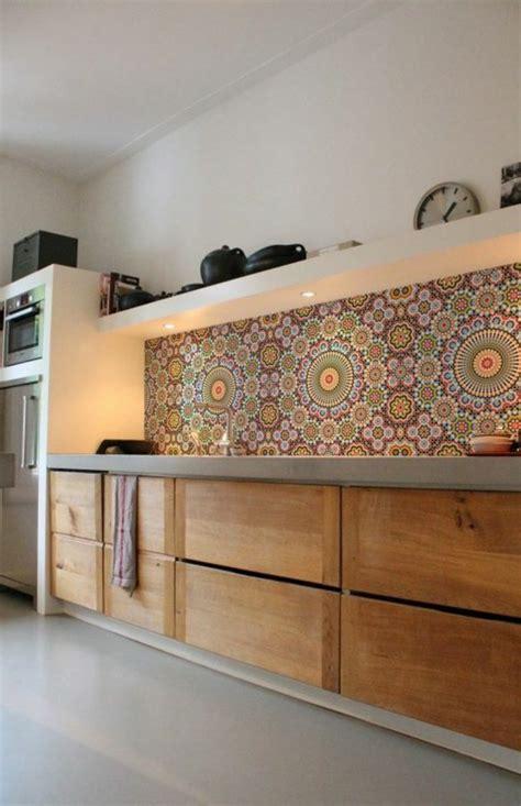 carrelage cuisine moderne 55 idées pour poser du carrelage mural chez soi