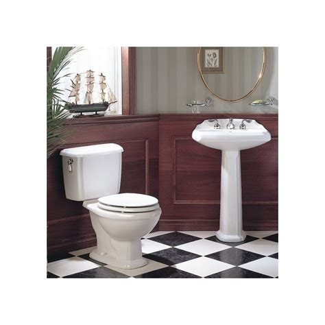american standard antiquity pedestal sink faucet com 0224 014 222 in linen by american standard