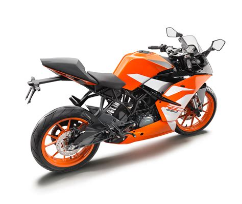 Modification Ktm Rc 250 by 2017 Ktm Rc 250 Ktm Rc 390 Officially Available In