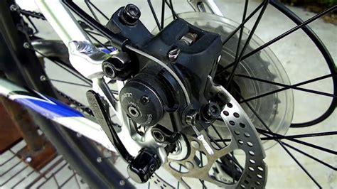 Adjusting Bicycle Disc Brakes