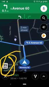 Limitation Vitesse Angleterre : google maps affiche enfin les limitations de vitesse aux tats unis journal du geek ~ Medecine-chirurgie-esthetiques.com Avis de Voitures