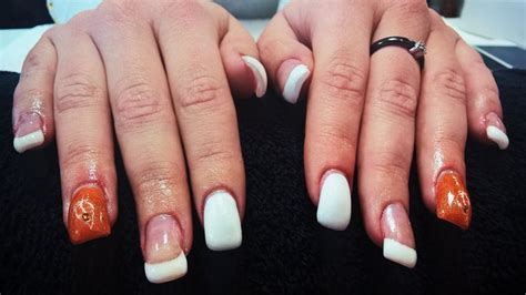 17 best ideas about blanche on ongle