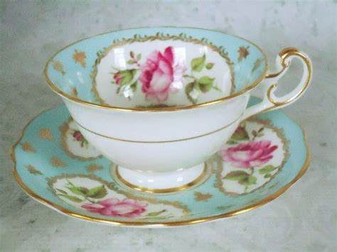 Turquoise And Pink English Tea Cup And Saucer Set Coffee Filter Paper Coles Online India Lint Free Press Biolite Process Pods Kitchenaid Kenya