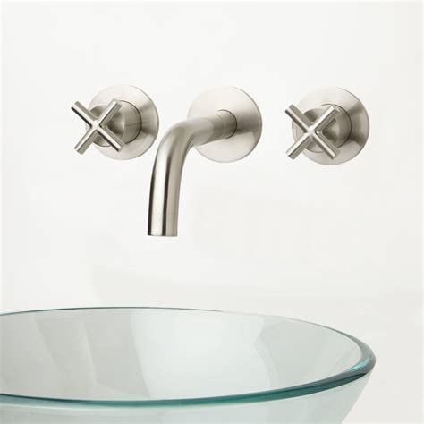 faucet for sink in bathroom exira wall mount bathroom faucet cross handles bathroom