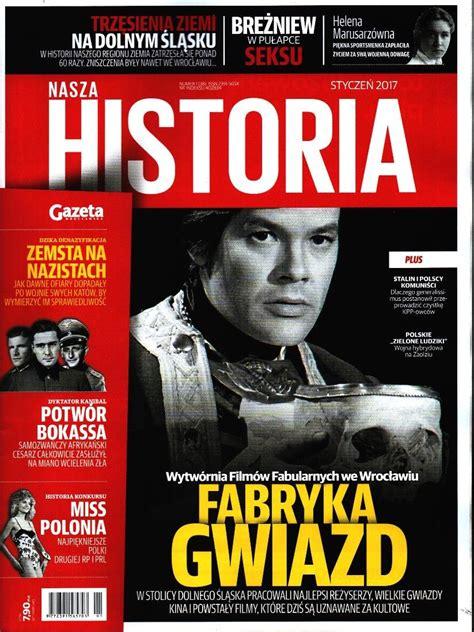 Nasza Historia Gazeta Wrocławska - | Prasa Sklep EMPIK.COM