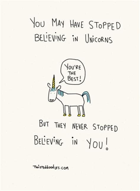 amoure de cuisine believe in unicorns