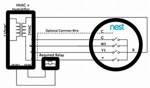 Nest Thermostat 3rd Generation Wiring Diagram Download