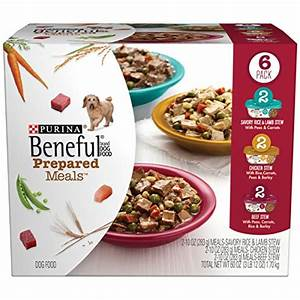 purina beneful prepared meals stew variety pack wet dog With prepared dog food