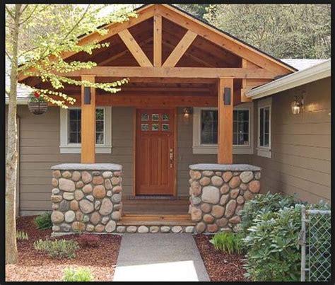 model rumah idaman sederhana  desa unik desain rumah