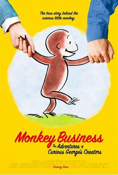 Monkey Curious George Business Creators Trailer Adventures