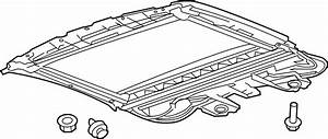 Cadillac Cts Sunroof Frame  Coupe   Motors  General  Body