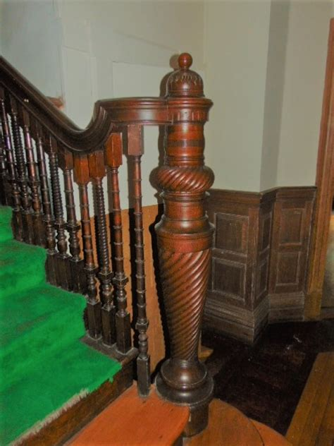 Antique Banister by Stair Parts
