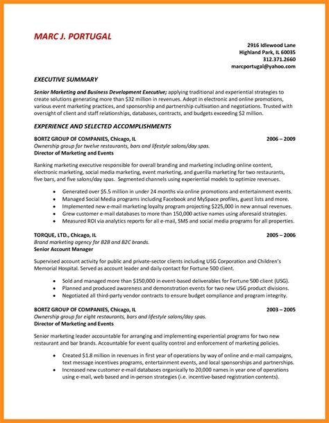 Resume Summary Of Qualification by 12 13 Summary Of Qualification On Resume