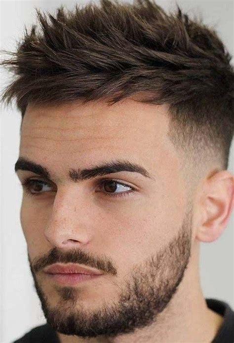 popular men hairstyles  mens haircuts short