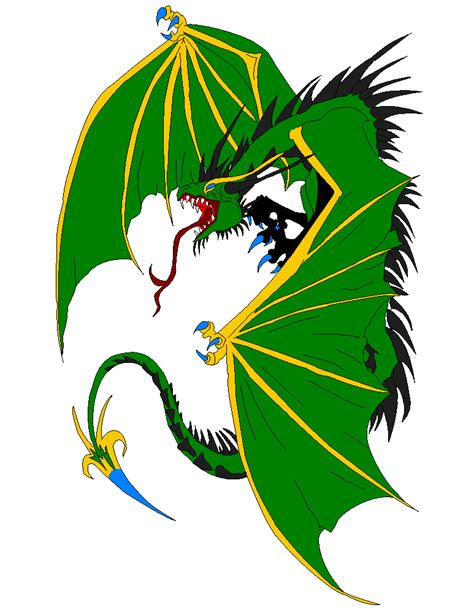 Loki Dragon By Bananagirl2000 On Deviantart