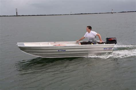 Punt Boat Plans by Lucas Access Aluminium Punt Boat Plans