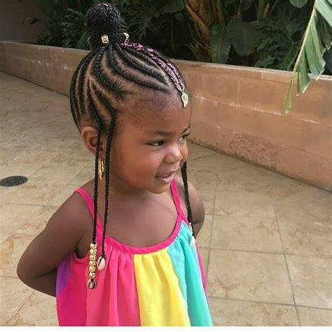 Lil Kid Hairstyles by Children S Braids Lil Hairstyles In 2019 Braids