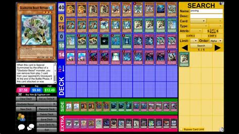 gladiator beast deck profile march 2013 youtube