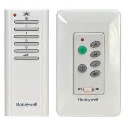 honeywell combo wall and handheld control ceiling fan