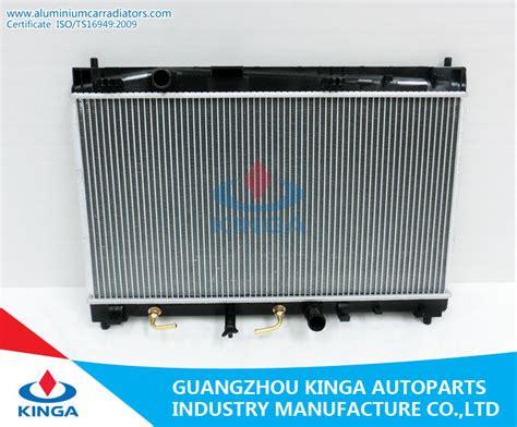 16400-21260 At Auto Parts Aluminium Car Radiators Toyota